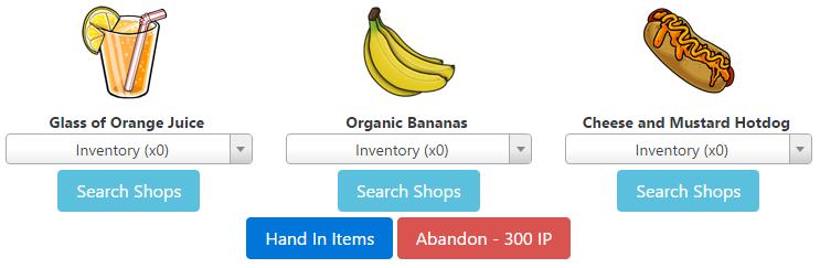 Shop Search
