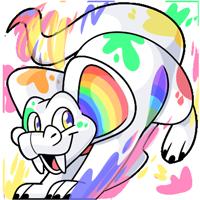 Rainbow Cobron