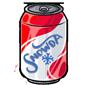 Cherry Snow Soda