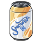 Unflavoured Snow Soda