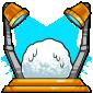 Strange Snowball