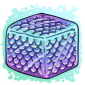Fish Ice Cube