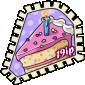 Birthday Cake Stamp