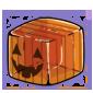Pumpkin Ice Cube