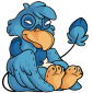 Blue Dovu Plushie