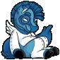 Blue Zabeu Plushie