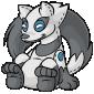 Grey Xephyr Plushie