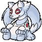 White Xephyr Plushie