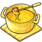 Gold Fondue
