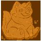 Gingerbread Wulfer Cookie