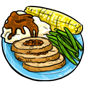 Vegan Turkey Meal