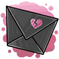 Evil Sweetheart Card