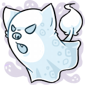 Ridix Ghost Costume