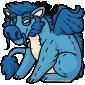 Blue Novyn Plushie