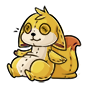 Yellow Dabu Plushie