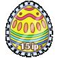 Easter Egg Stamp