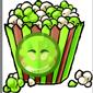 Team Green Sharshel Popcorn