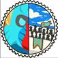 Team Blue Audril Stamp