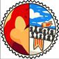 Team Red Dovu Stamp
