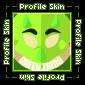 Green Trido Profile Skin