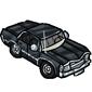 Black Toy Car
