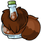 Brown Audril Morphing Potion