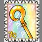 Trivia Stamp