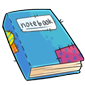 Notebook Plush
