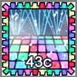 Dance Floor Stamp