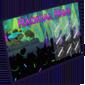 Radical Rave Scratchcard