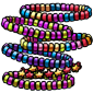 Colourful Kandi Bracelets
