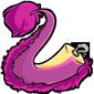 Clip-On Pink Novyn Tail