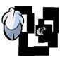 Clip-On White Dovu Tail