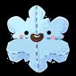 Snowflake Plushie