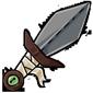Dagger Plushie