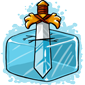 Legendary Sword Ice Cube
