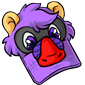 Purple Audril Hat