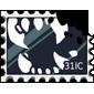 Chomp Stamp