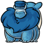 Blue Krittle Morphing Potion