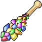 Rainbow Rock Candy