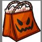 Orange Monster Goodie Bag