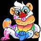 Rainbow Audril Plush