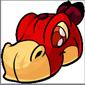 Red Traptur Hat
