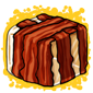Bacon Wrapped Ice Cube