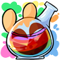 Rainbow Krittle Morphing Potion