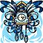 Fairy Dovu Clock