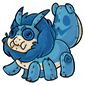 Blue Krittle Plushie
