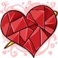 Damage Buff Heart