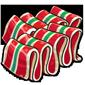 Festive Ribbon Candy
