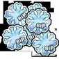 Snowfall Stamp
